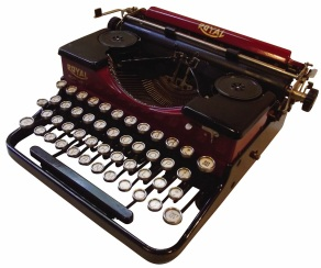 Image result for 1920s typewriter