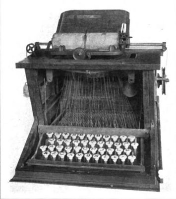QWERTY Typewriter